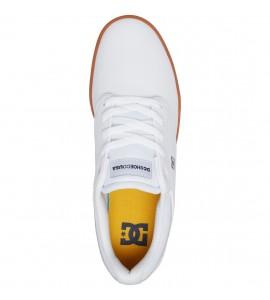 Zapatillas DC Visalia white gum