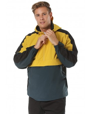 WINDBREAKER CARHARTT BARNES YELLOW