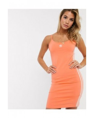 VESTIDOS ADIDAS TANK DRESS NARANJA