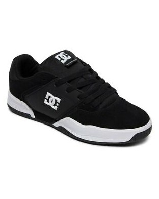 ZAPATILLAS DC CENTRAL NEGRO