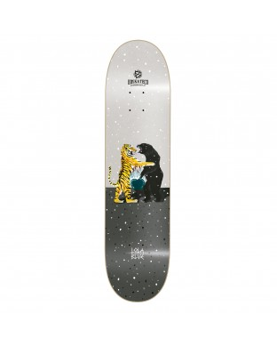 BDSKATECO skate deck Lola Blue TIGER Artist. model