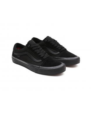 Zapatillas Vans Old Skool Pro black black