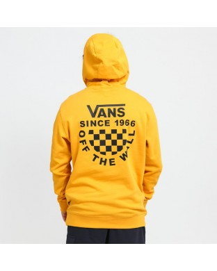 Sudadera Vans Have a Good color amarillo